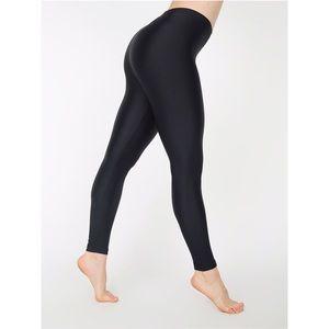 *NEW* American Apparel Shiny Nylon Leggings